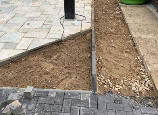 Galabau Koehler Potsdam - Regenentwaesserung_Gartenbewaesserung 1